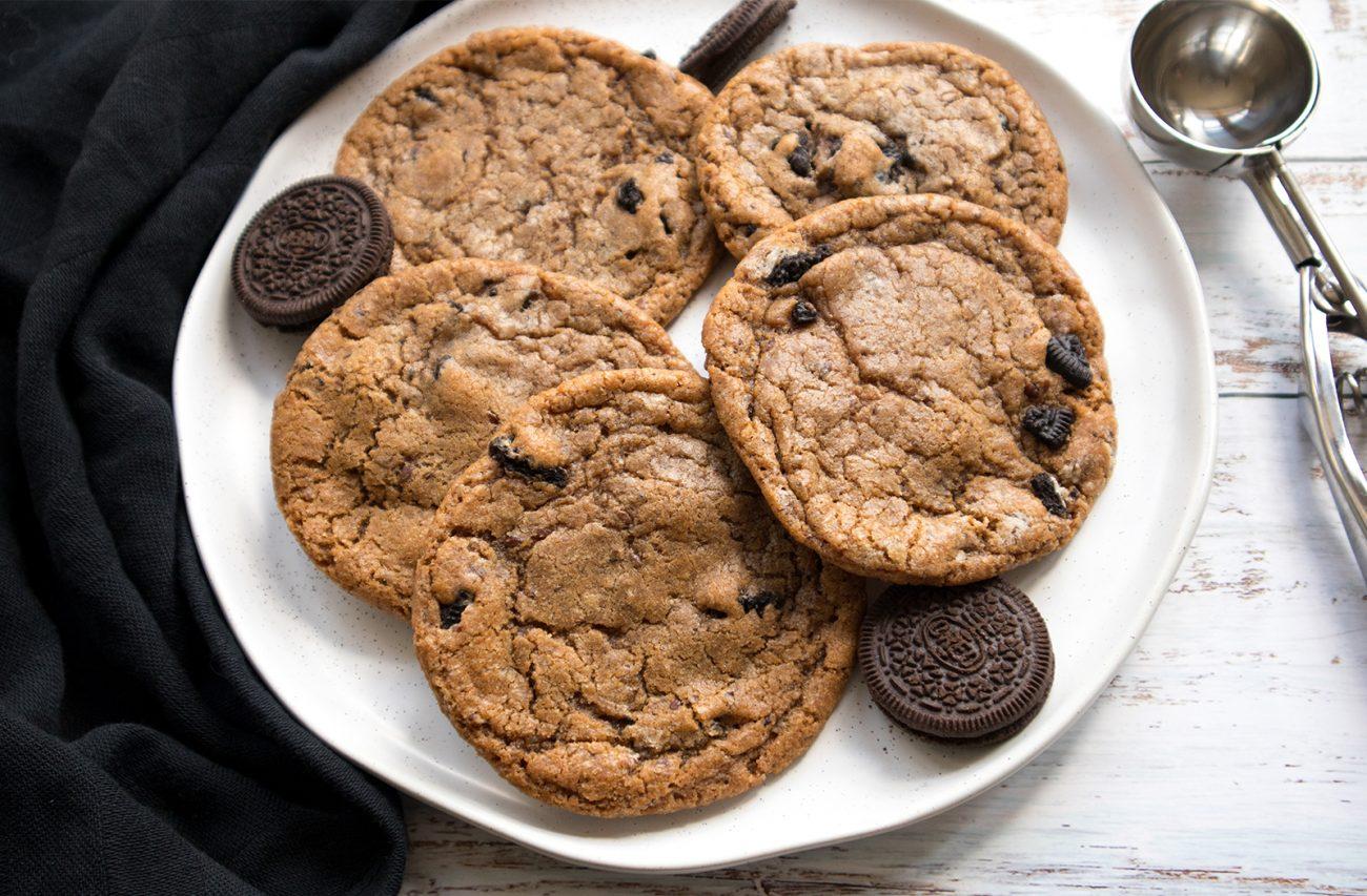Easy vegan cookies 3 ways