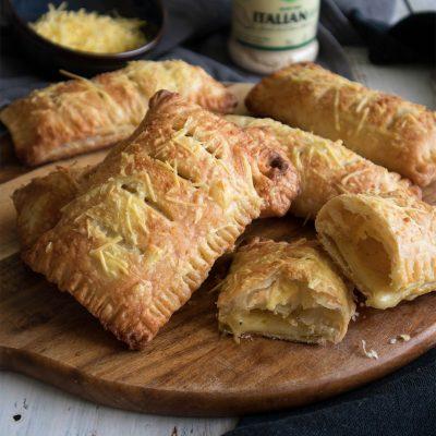 vegan cheese rolls